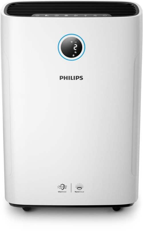 Series 2000i Divi vienā— gaisa attīrītājs un mitrinātājs AC2729/50 interneta veikalā | Philips veikals