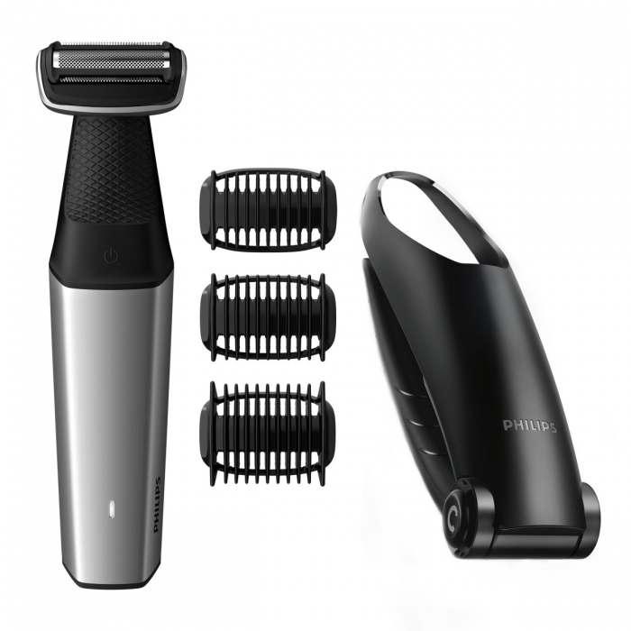 Bodygroom series 5000 Ūdensdrošs ķermeņa trimmeris BG5020/15 interneta veikalā | Philips veikals