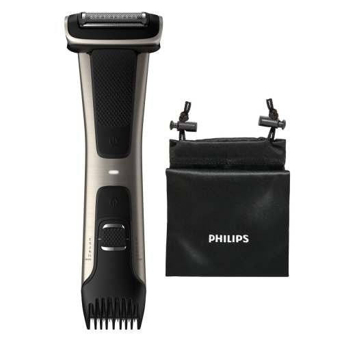 Bodygroom 7000 Ūdensdrošs ķermeņa trimmeris BG7025/15 interneta veikalā   Philips veikals