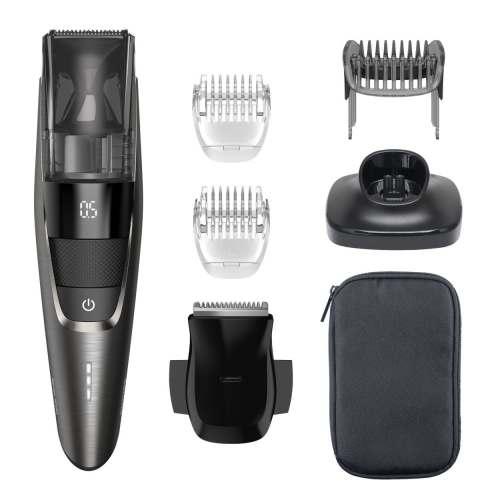 Beardtrimmer series 7000 Vakuuma bārdas trimmeris BT7520/15 interneta veikalā | Philips veikals