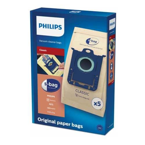 s-bag Putekļsūcēja maisi FC8019/01 interneta veikalā | Philips veikals