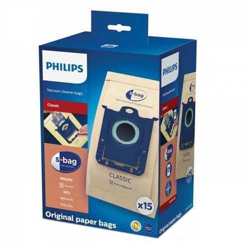 s-bag Putekļsūcēja maisi FC8019/03 interneta veikalā | Philips veikals