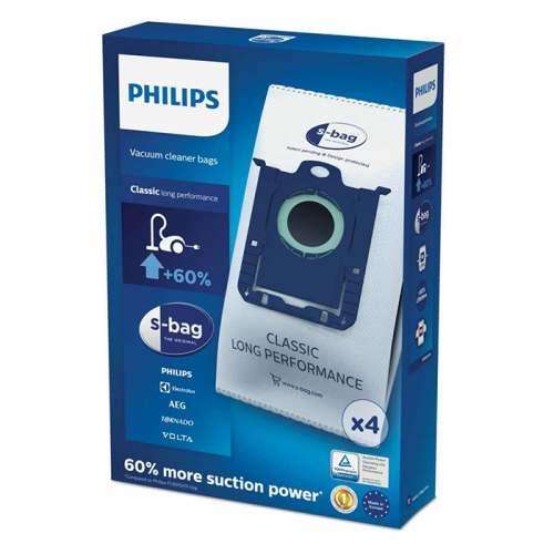 s-bag Putekļsūcēja maisi FC8021/03 interneta veikalā | Philips veikals
