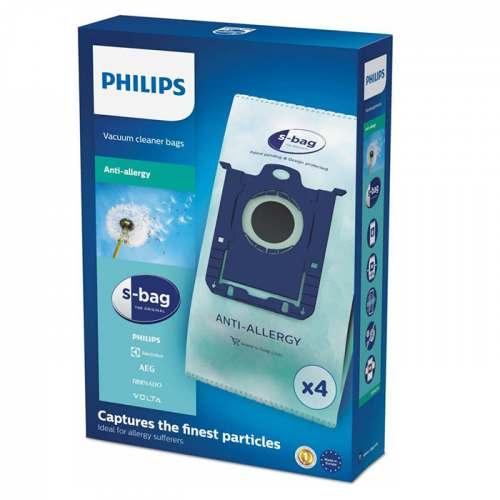 s-bag Putekļsūcēja maisi FC8022/04 interneta veikalā | Philips veikals