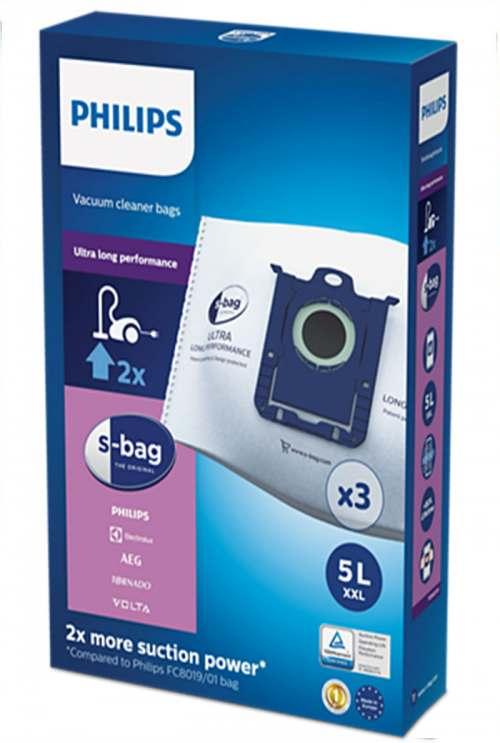 s-bag Putekļsūcēja maisi FC8027 interneta veikalā | Philips veikals