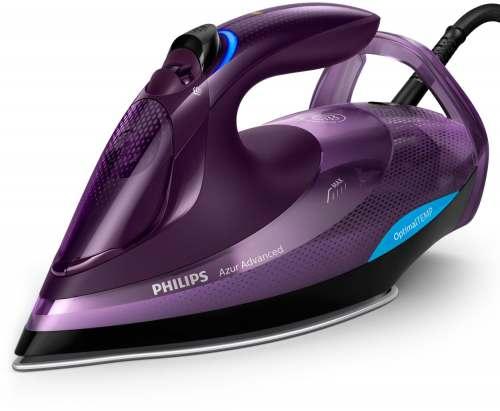 Azur Advanced Tvaika gludeklis ar OptimalTEMP tehnoloģiju GC4934/30 interneta veikalā   Philips veikals