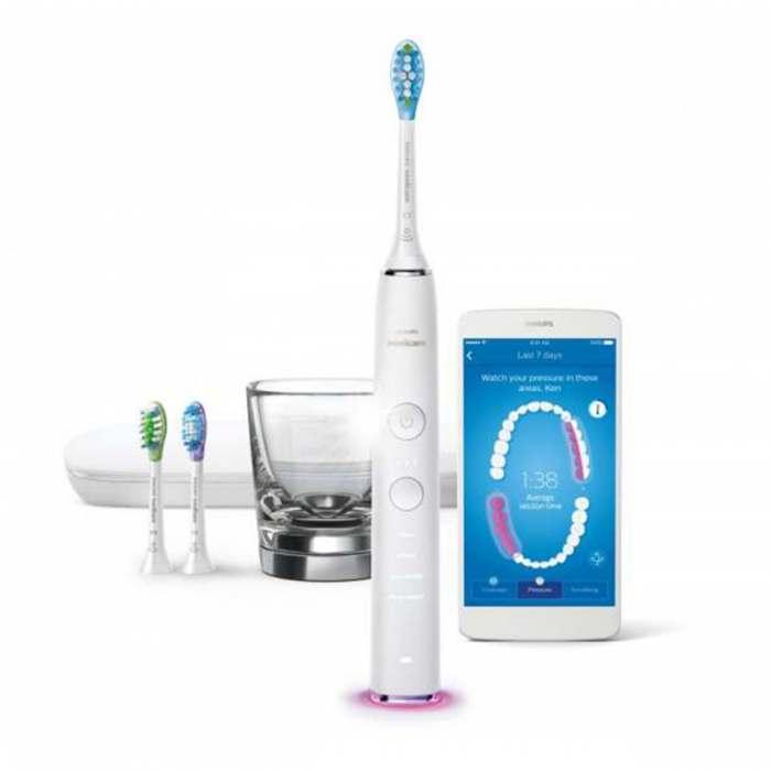 Philips Sonicare DiamondClean Smart Sonic elektriskā zobu suka ar īpašu lietotni HX9903/03 interneta veikalā | Philips veikals
