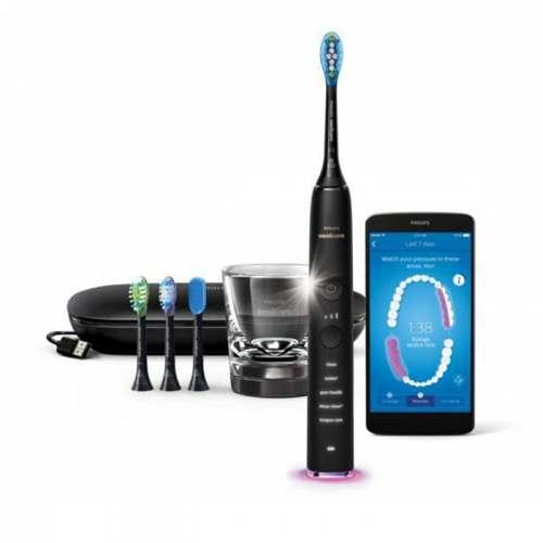 Philips Sonicare DiamondClean Smart Sonic elektriskā zobu suka ar īpašu lietotni HX9924/17 interneta veikalā | Philips veikals