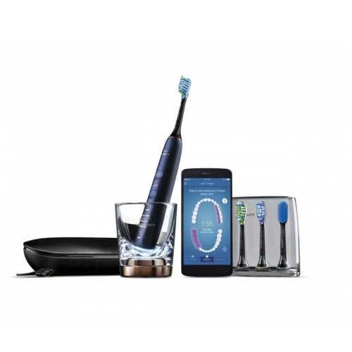 Philips Sonicare DiamondClean Smart Sonic elektriskā zobu suka ar īpašu lietotni HX9954/57 interneta veikalā | Philips veikals