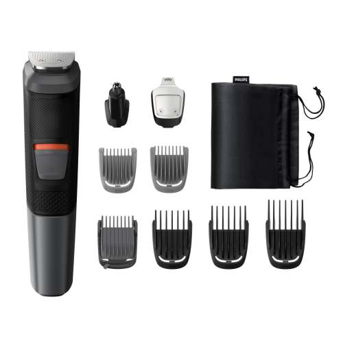 Multigroom series 5000 Deviņi vienā (9-in-1)