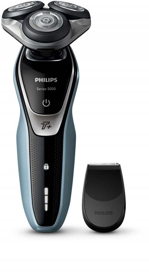 Shaver series 5000 Elektriskais skuveklis mitrai un sausai skūšanai S5530/06 interneta veikalā | Philips veikals
