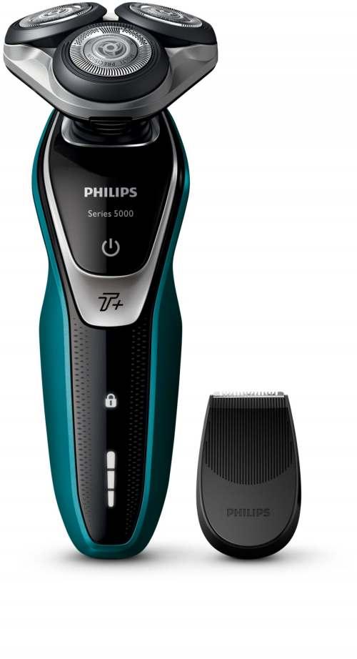 Shaver series 5000 Elektriskais skuveklis mitrai un sausai skūšanai S5550/06 interneta veikalā | Philips veikals
