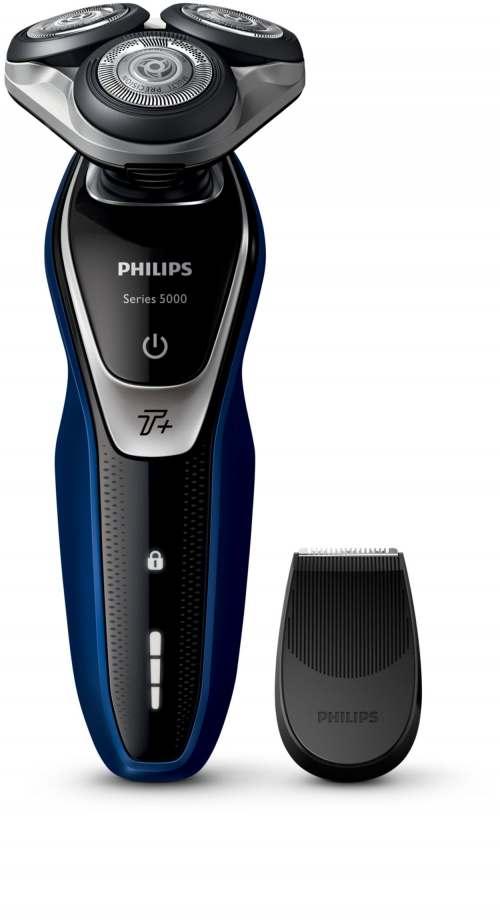 Shaver series 5000 Elektriskais skuveklis mitrai un sausai skūšanai S5572/06 interneta veikalā | Philips veikals