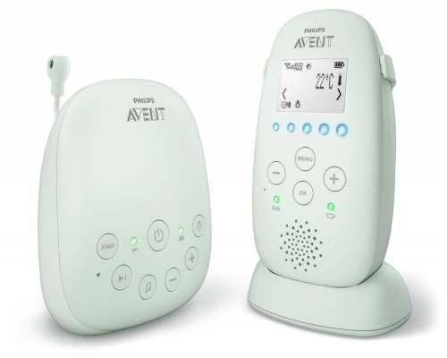 Philips Avent DECT mazuļa uzraudzības ierīce SCD721/26 interneta veikalā | Philips veikals