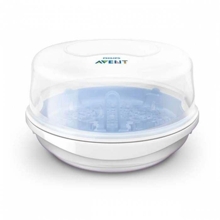 Philips Avent Mikroviļņu tvaika sterilizators SCF281/02 interneta veikalā | Philips veikals