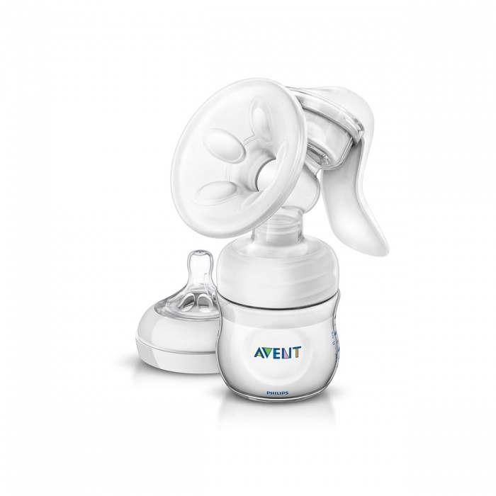 Philips Avent Manuāls krūts piena sūknis ar pudeli SCF330/20 interneta veikalā | Philips veikals