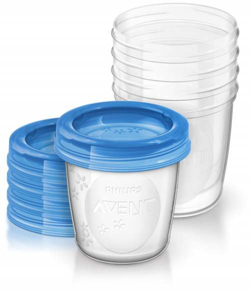 Philips Avent Krūts piena glabāšanas trauciņš SCF619/05 interneta veikalā | Philips veikals