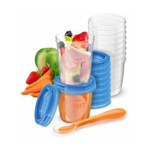 Philips Avent Pārtikas uzglabāšanas trauciņš SCF721/20 interneta veikalā | Philips veikals
