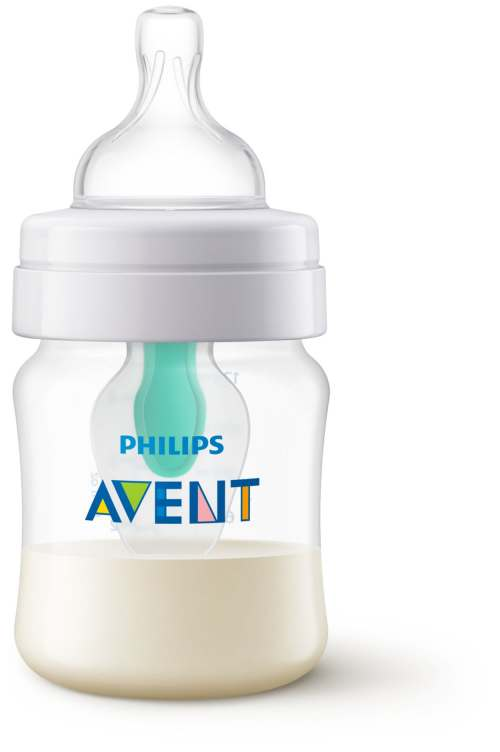 Philips Avent Pretkoliku pudelītes ar AirFree vārstu SCF810/14 interneta veikalā | Philips veikals