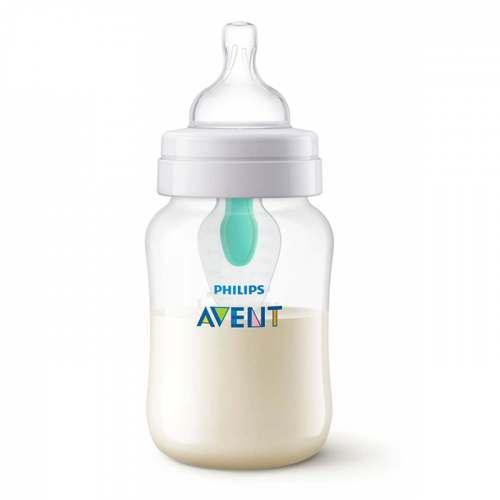 Philips Avent Pretkoliku pudelītes ar AirFree vārstu SCF813/14 interneta veikalā | Philips veikals