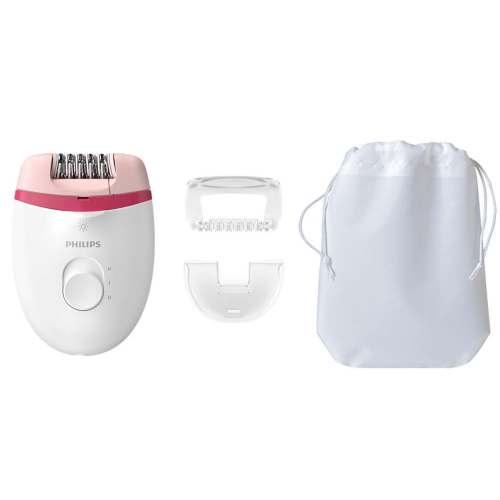 Satinelle Essential Kompaktais epilators ar vadu BRE255/00 interneta veikalā | Philips veikals
