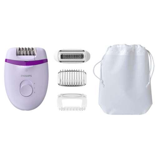 Satinelle Essential Kompaktais epilators ar vadu BRE275/00 interneta veikalā | Philips veikals