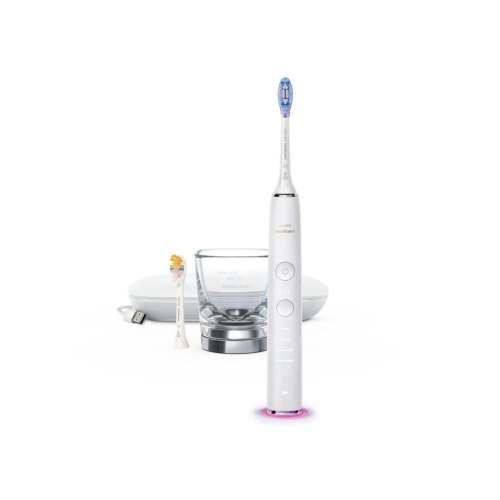 Philips Sonicare DiamondClean 9000 Sonic elektriskā zobu suka ar īpašu lietotni HX9917/88 | Philips veikals